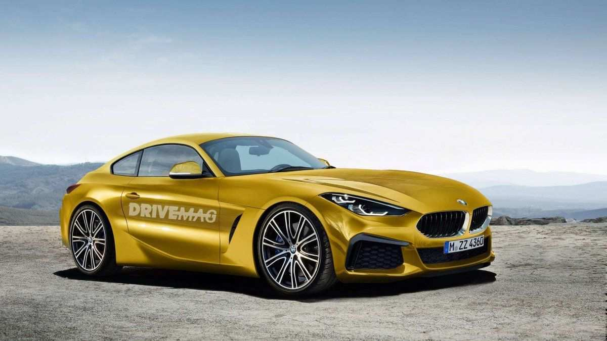 35 All New 2020 BMW Z4 Roadster Redesign