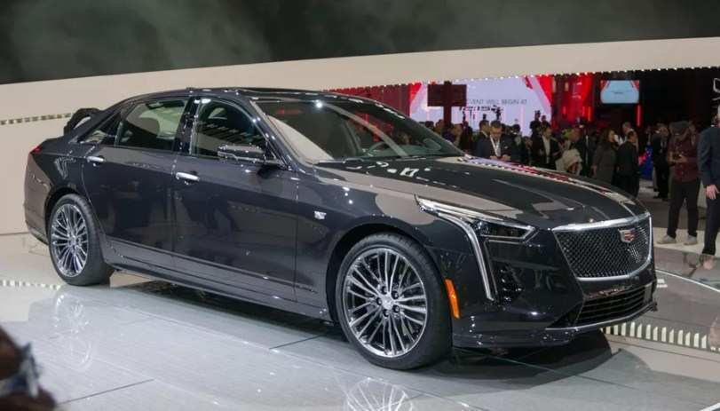 35 All New 2020 Cadillac CT6 Engine