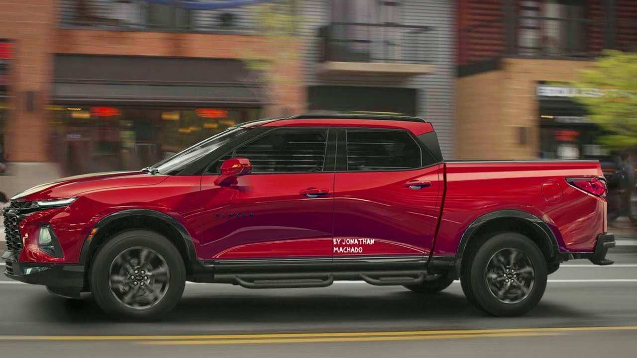 35 All New 2020 Chevrolet Colorado Style