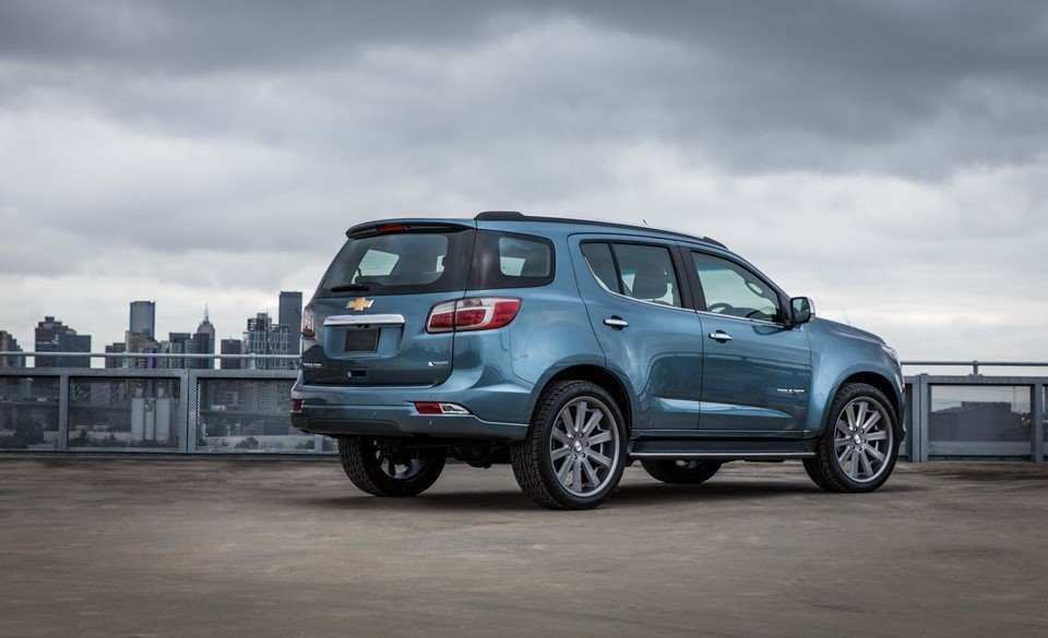 35 All New 2020 Chevrolet Trailblazer Ss Price And Release Date