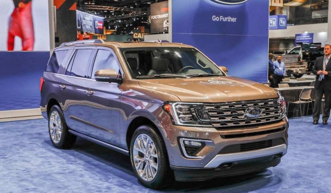 35 All New 2020 Ford Expedition Xlt Review