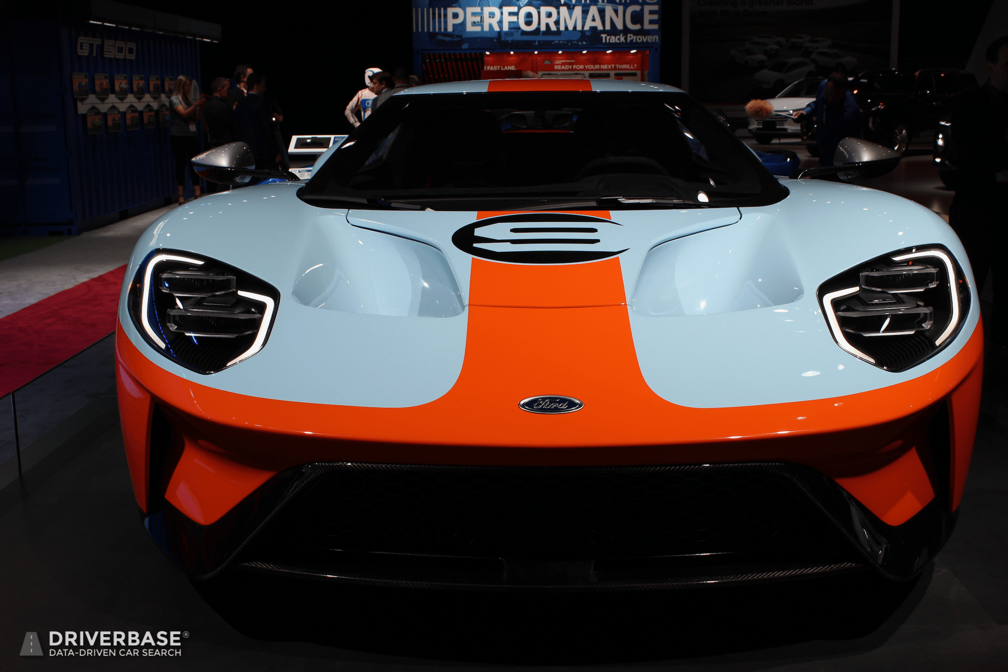 35 All New 2020 Ford GT Interior