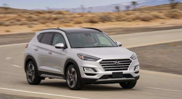 35 All New 2020 Hyundai Tucson Redesign Redesign