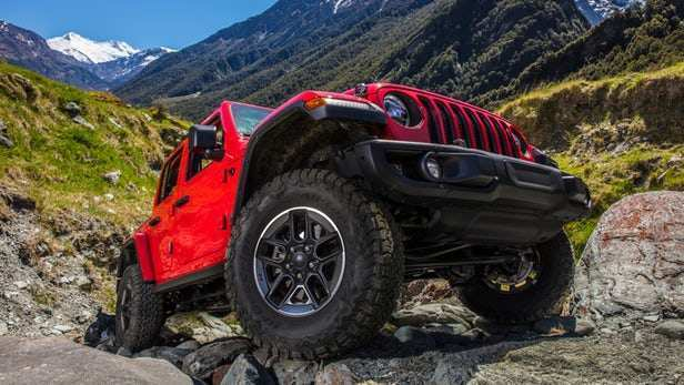 35 All New 2020 Jeep Wrangler Unlimited Model