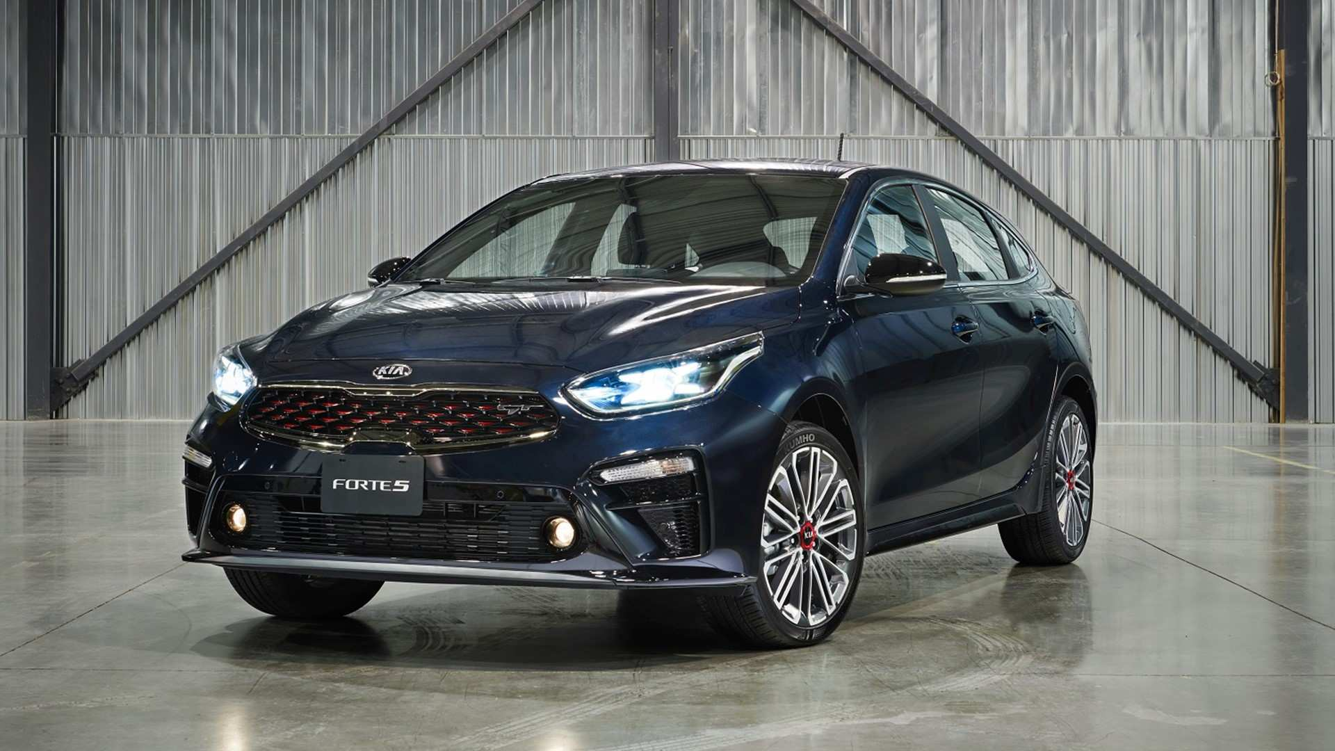 35 All New 2020 Kia Forte Exterior