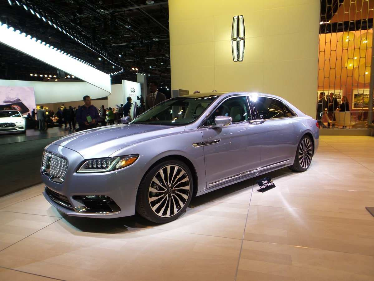 35 All New 2020 Lincoln Continental Price Design And Review