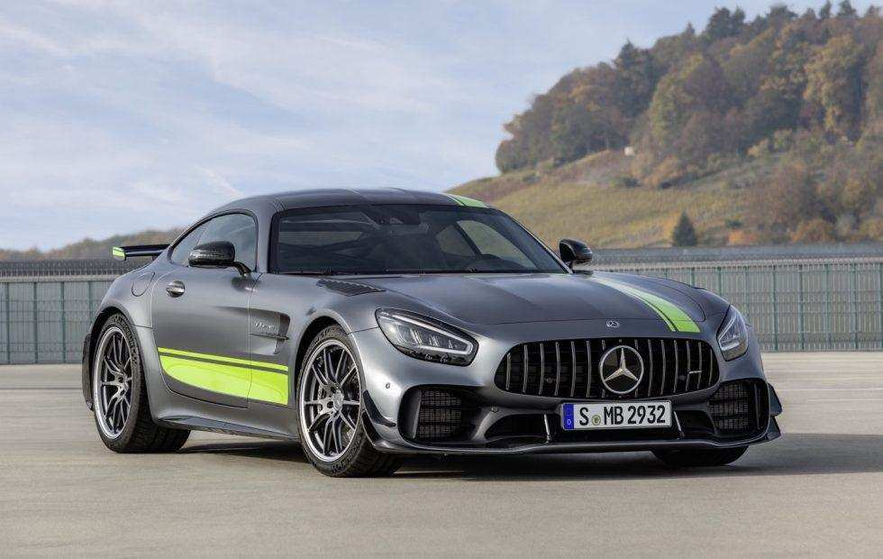 35 All New 2020 Mercedes AMG GT New Concept