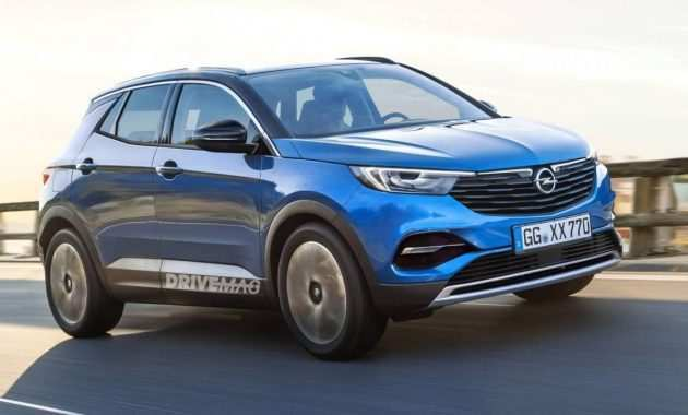 35 All New 2020 Opel Adam Rocks Performance