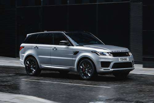 35 All New 2020 Range Rover Sport Wallpaper