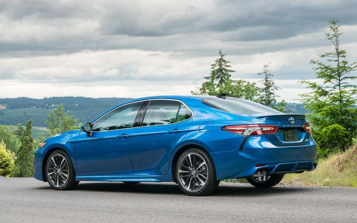 35 All New 2020 Toyota Camry Se Hybrid Engine