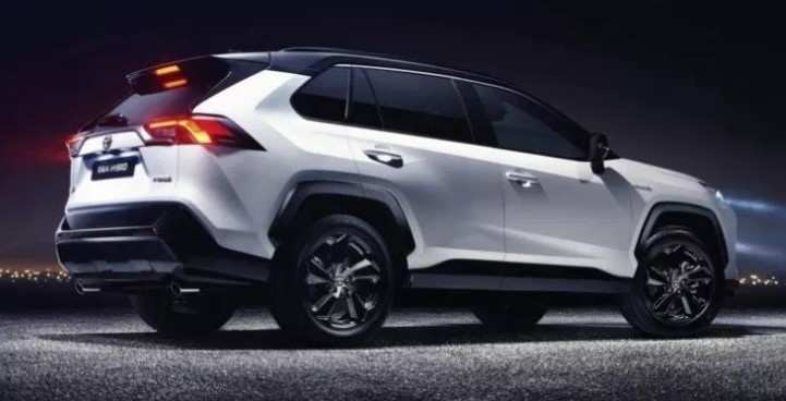 35 All New 2020 Toyota Rav4 Hybrid Review