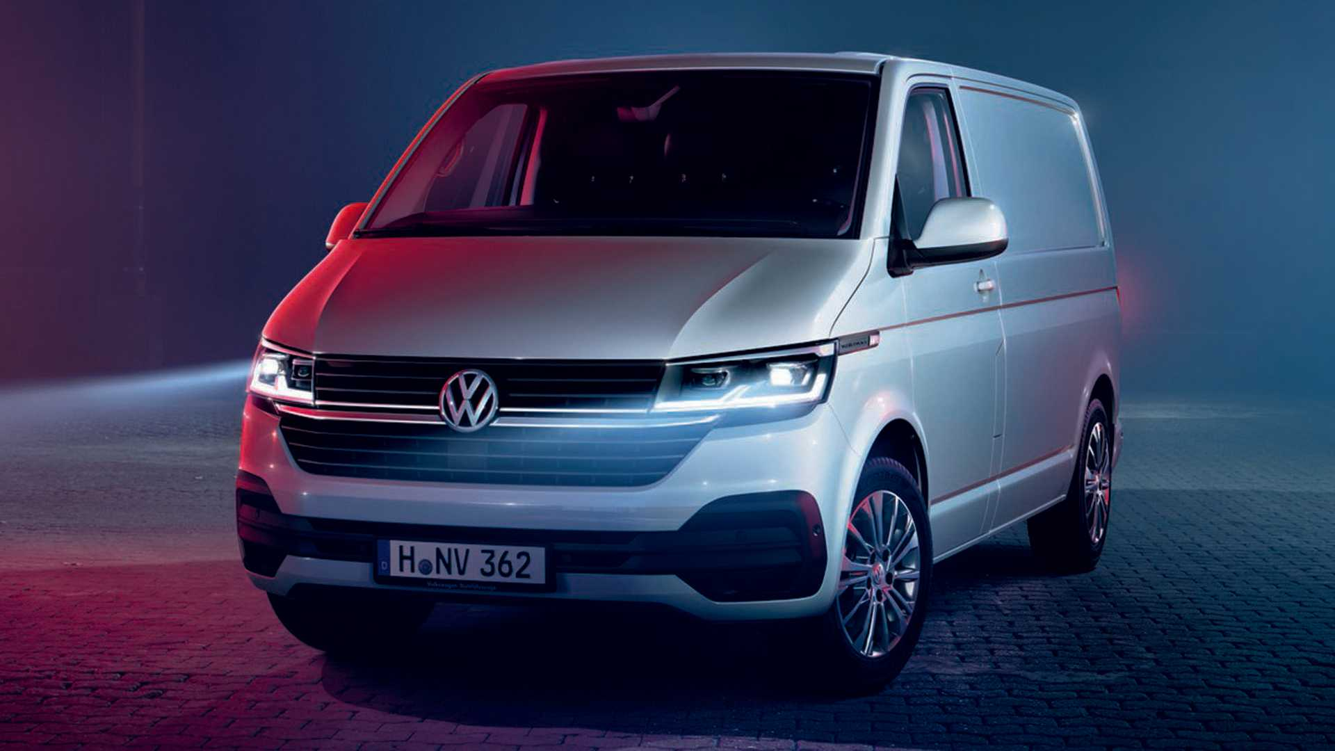 35 All New 2020 VW Transporter New Review