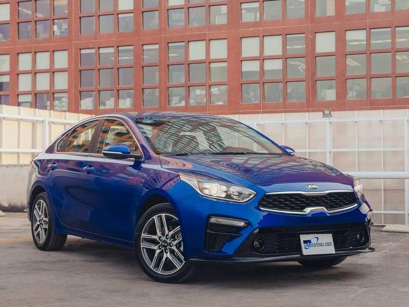 35 All New Kia Mexico Forte 2019 Redesign And Concept