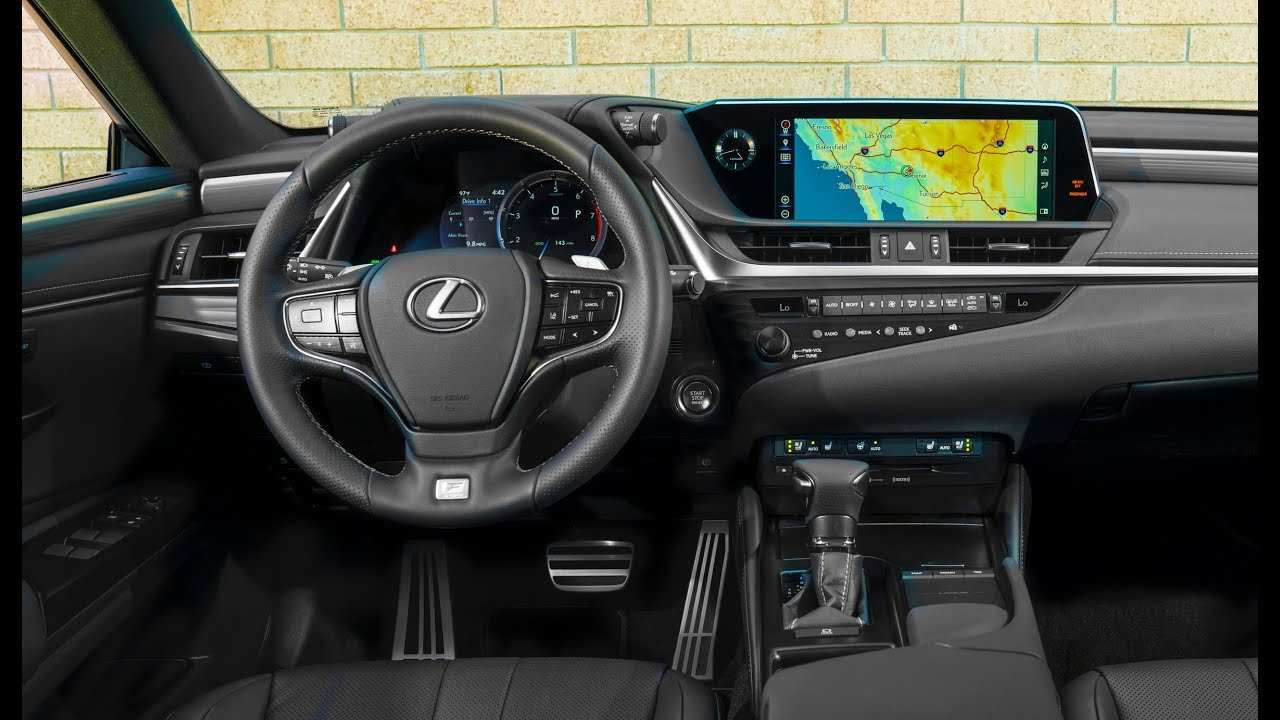 35 All New Lexus 2019 F Sport Release Date And Concept