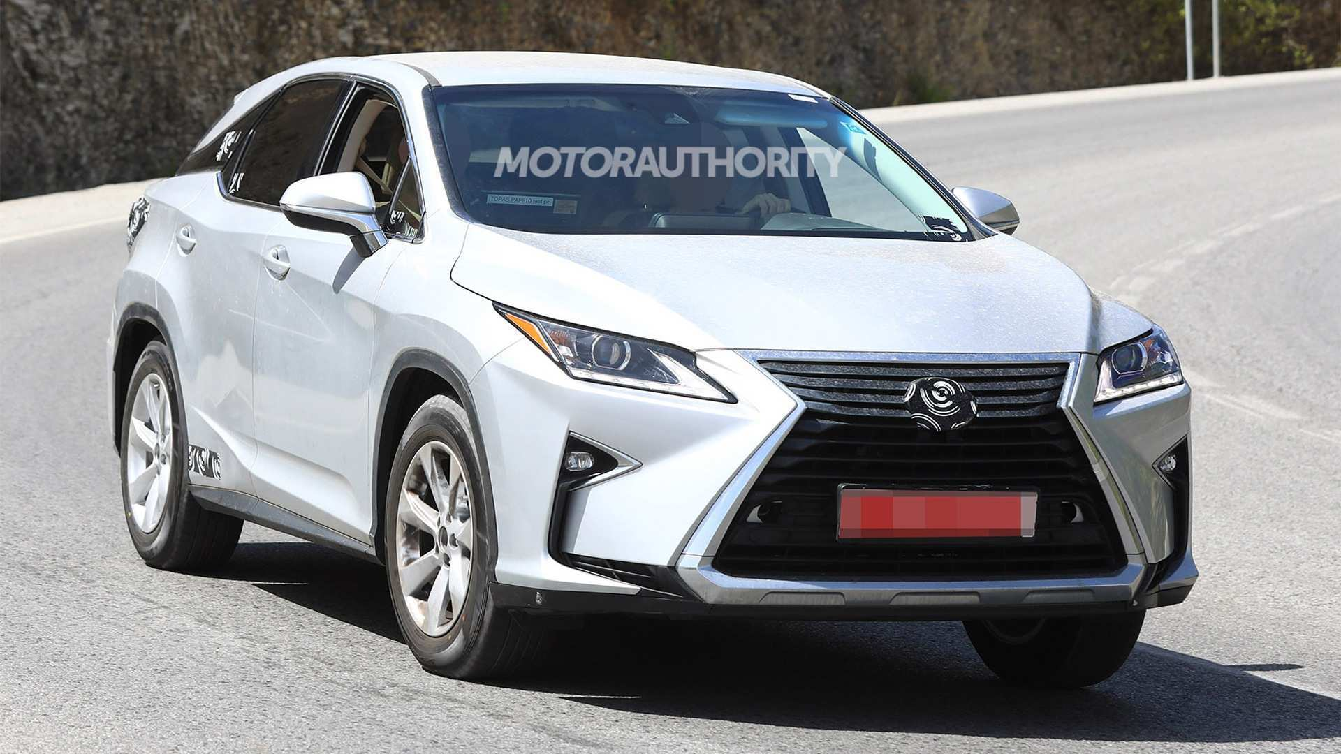 35 All New Lexus Rx Facelift 2019 Speed Test