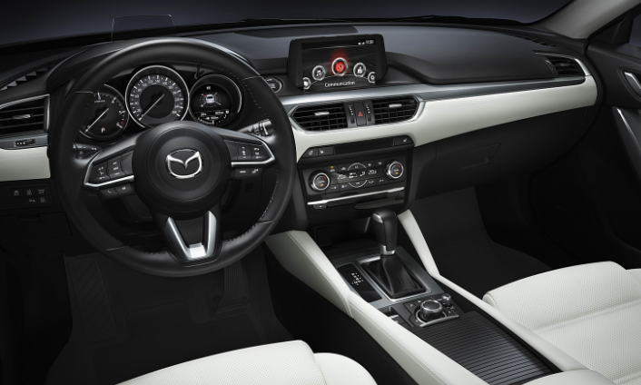 35 All New Mazda 6 2019 Interior Price And Review