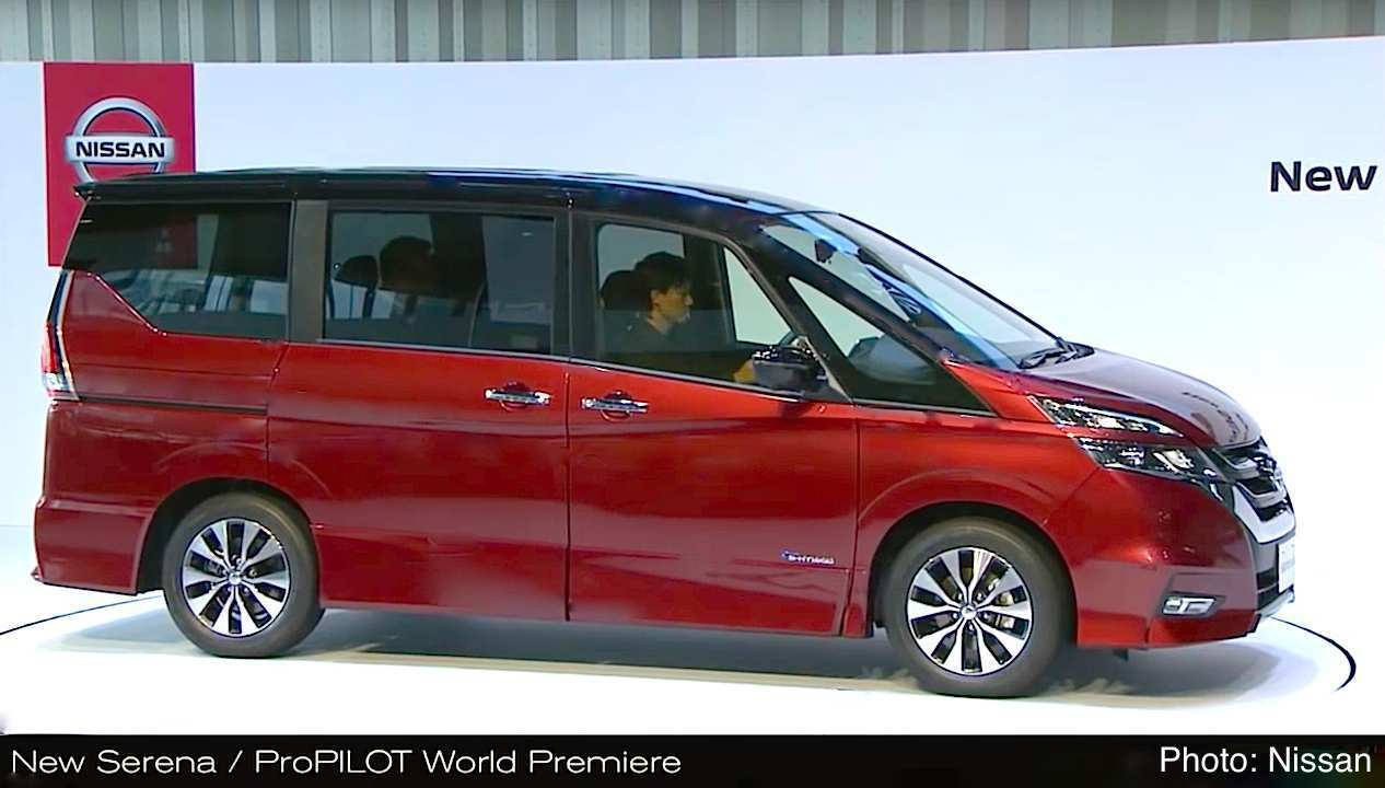 35 All New Nissan Serena 2020 Review
