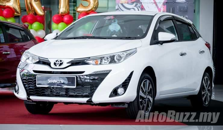 35 All New Toyota 2019 Malaysia New Model And Performance