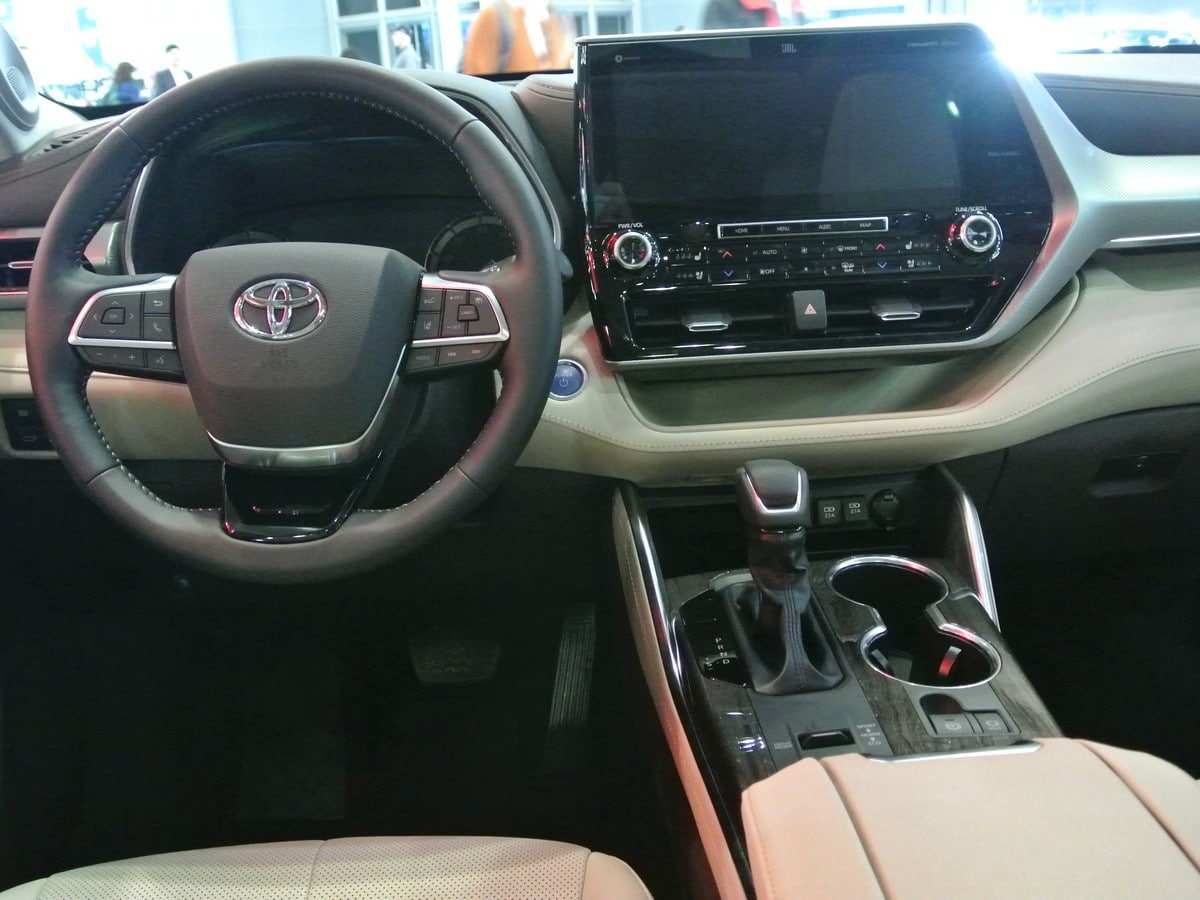 35 All New Toyota Kluger 2020 Interior Exterior And Interior
