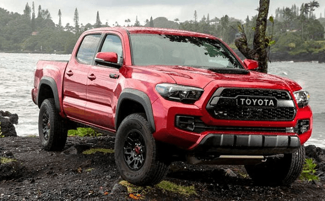 35 All New Toyota Tacoma Hybrid 2020 Picture
