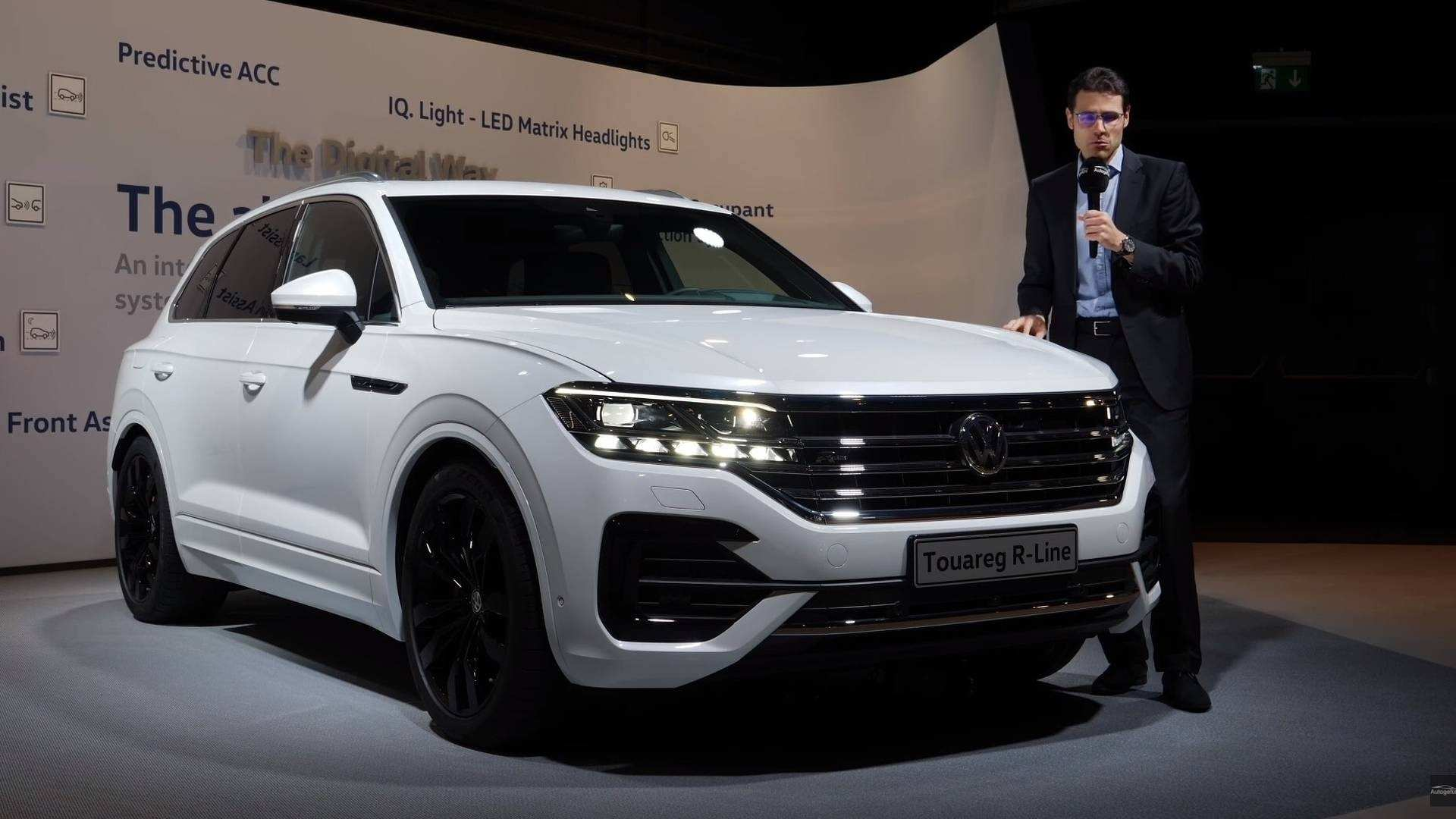 35 All New Volkswagen 2019 Touareg Price Price And Review