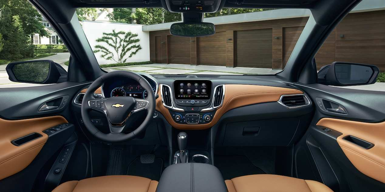 35 Best 2019 All Chevy Equinox New Model And Performance
