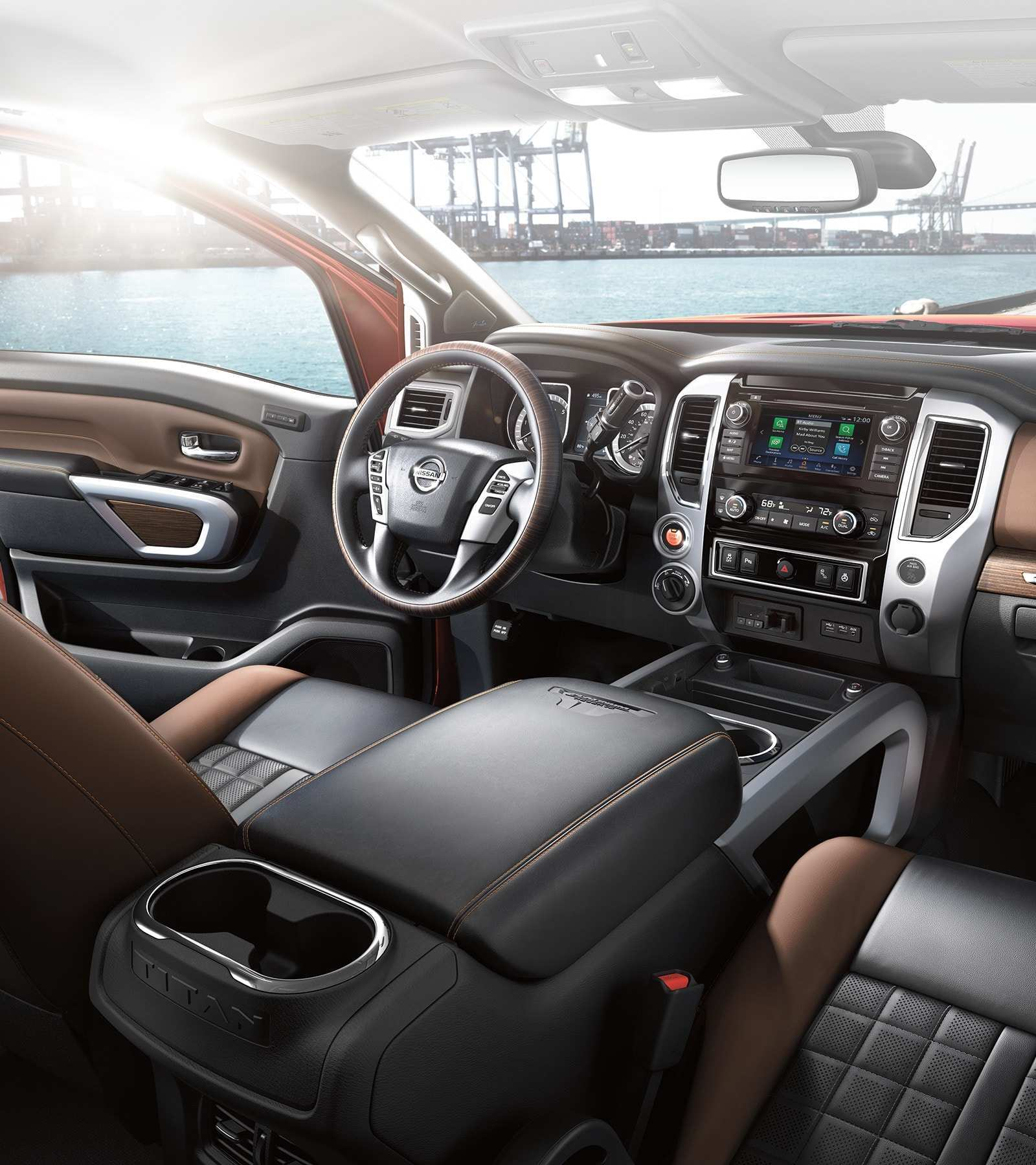 35 Best 2019 Nissan Titan Interior Redesign
