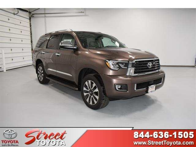 35 Best 2019 Toyota Sequoia Performance And New Engine