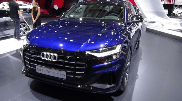 35 Best 2020 Audi Q8 Speed Test