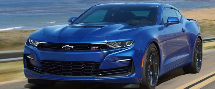 35 Best 2020 Chevy Camaro Competition Arrival Overview
