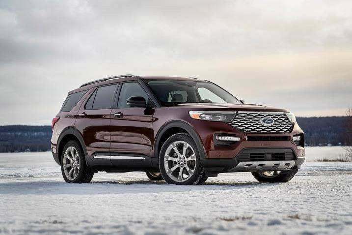 35 Best 2020 Ford Explorer Limited Interior