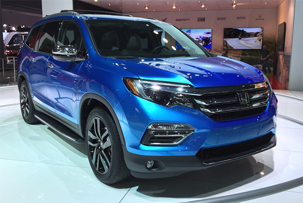 35 Best 2020 Honda Pilot Release Date Redesign And Concept