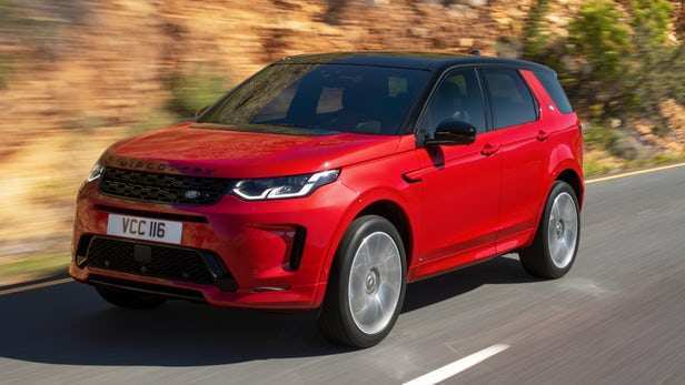 35 Best 2020 Land Rover Discovery Sport Spy Shoot