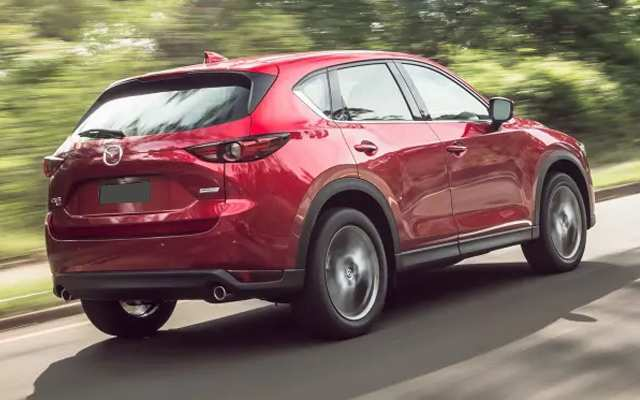 35 Best 2020 Mazda CX 5 Spy Shoot