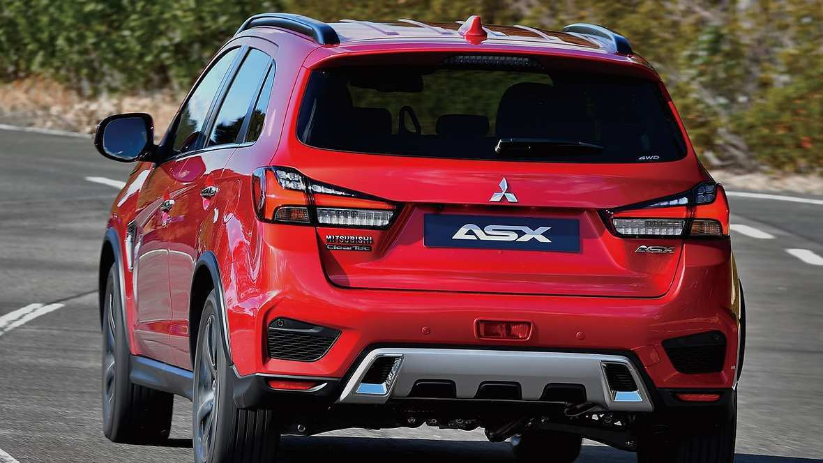 35 Best 2020 Mitsubishi Asx Price And Release Date