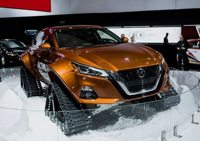 35 Best 2020 Nissan Altima Price And Release Date