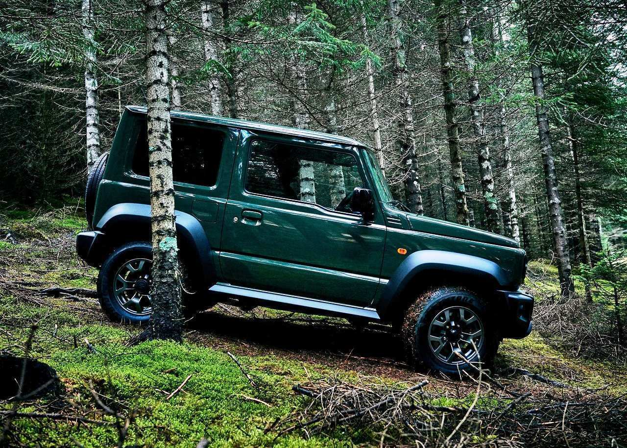 35 Best 2020 Suzuki Jimny Concept And Review