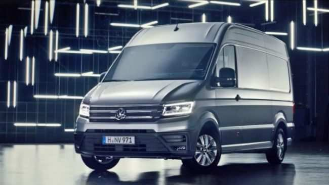 35 Best Volkswagen Crafter 2019 Interior