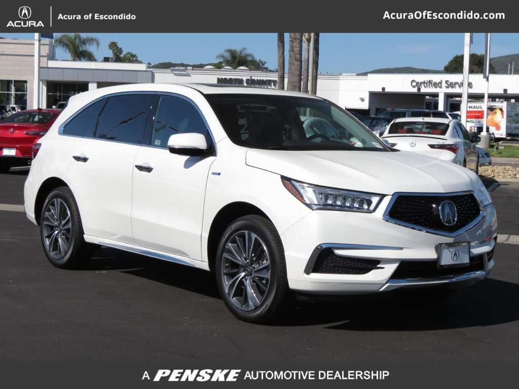 35 New 2019 Acura MDX Redesign And Concept