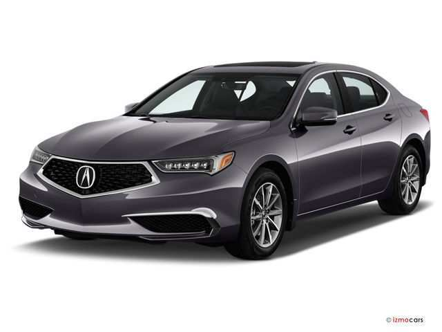 35 New 2019 Acura TLX Redesign And Review