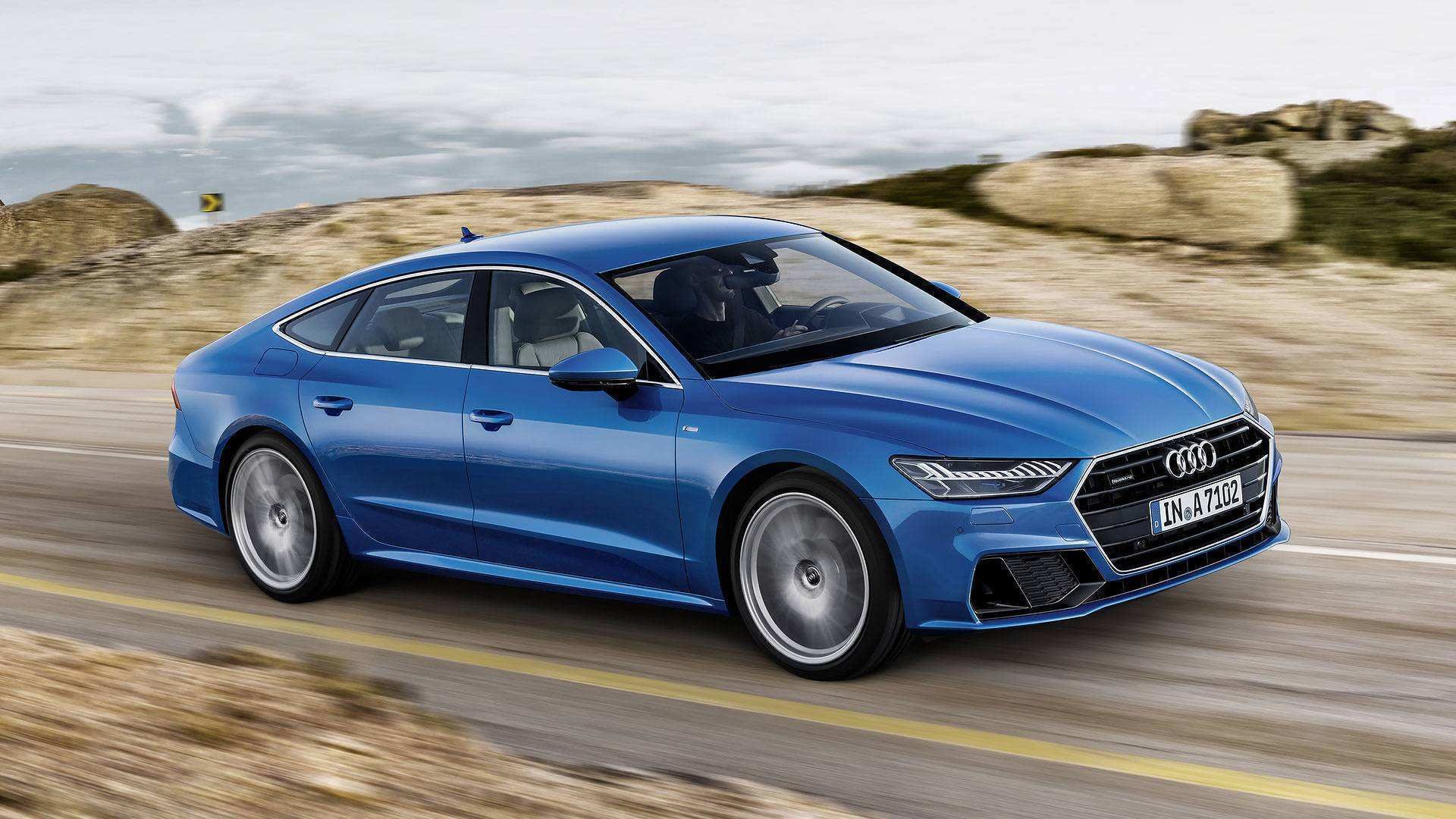 35 New 2019 Audi A7 Colors Review And Release Date