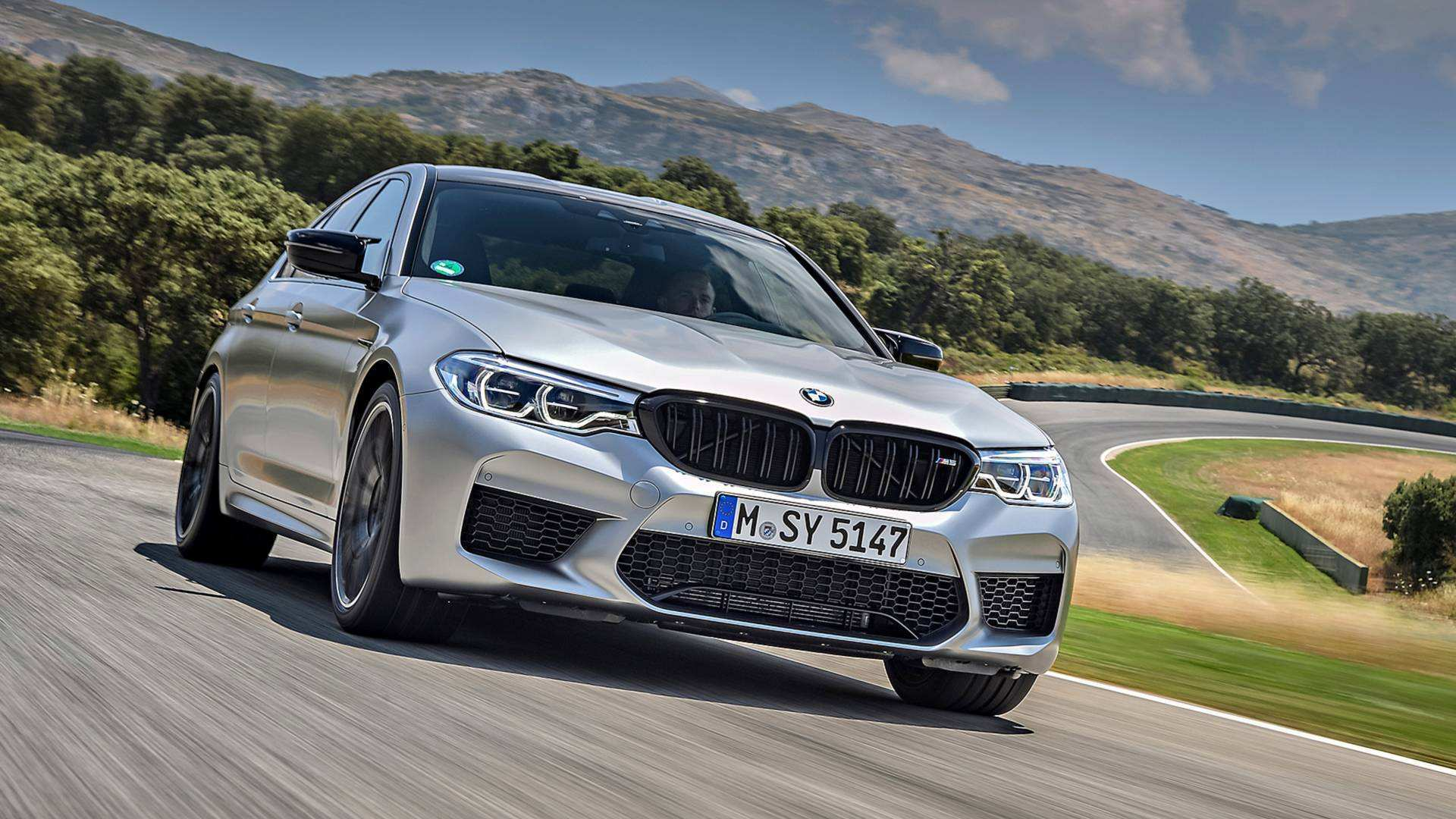35 New 2019 BMW M5 Get New Engine System Specs