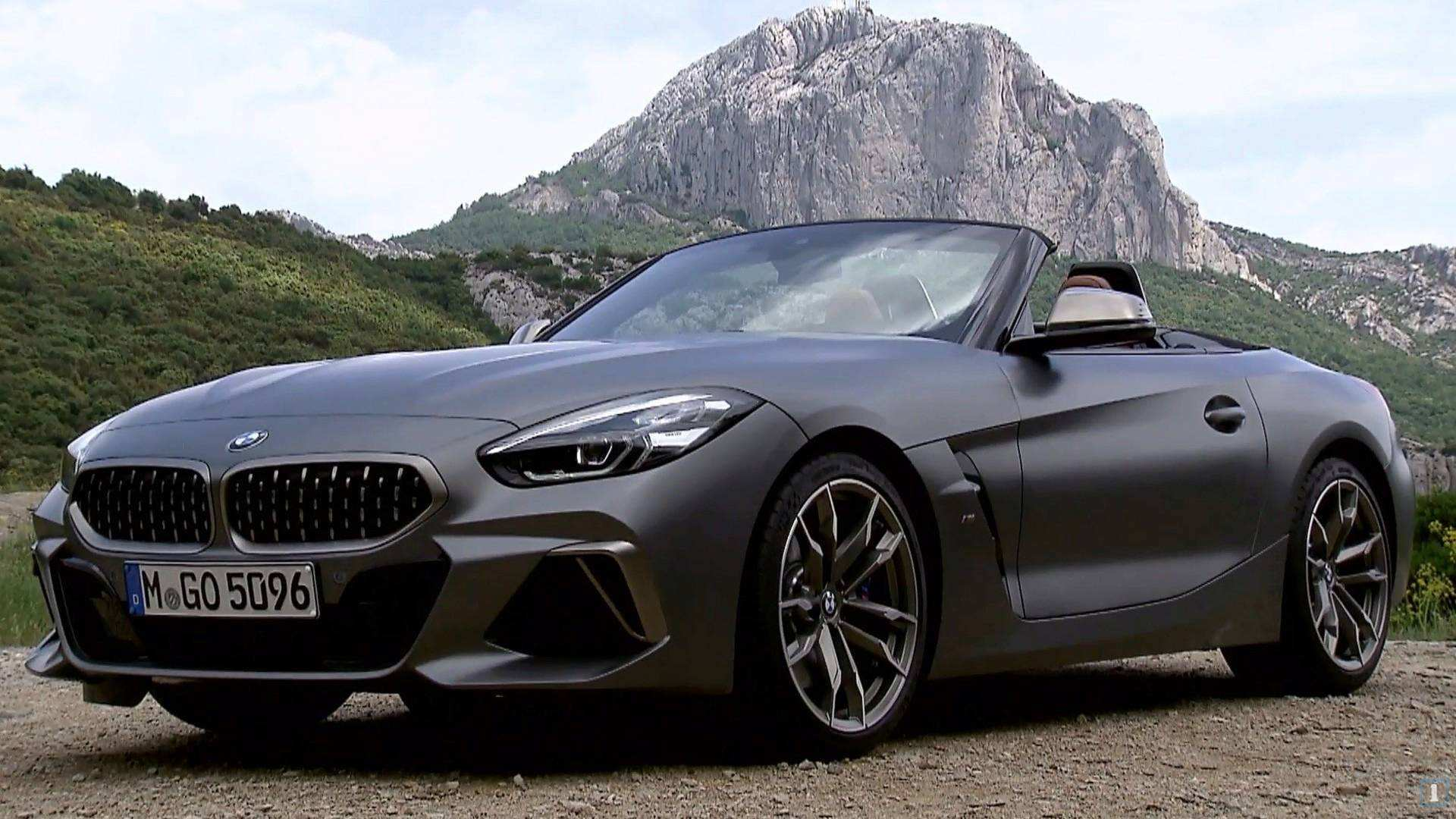 35 New 2019 BMW Z4 Roadster First Drive