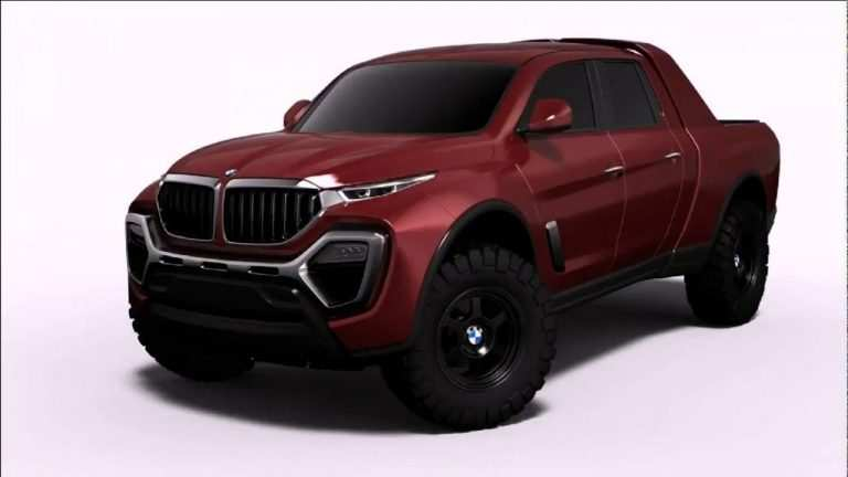 35 New 2019 Bmw Truck Pictures Speed Test