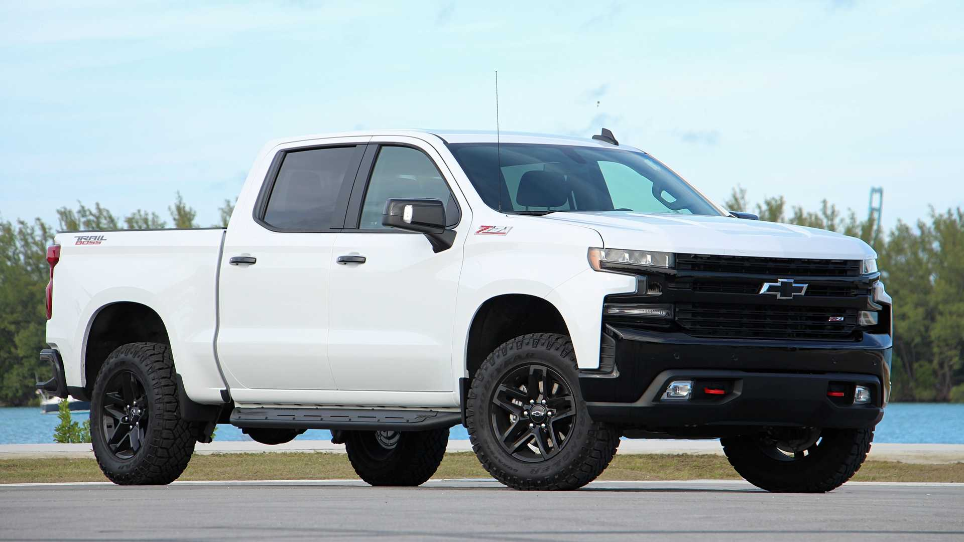 35 New 2019 Chevrolet Silverado Ratings