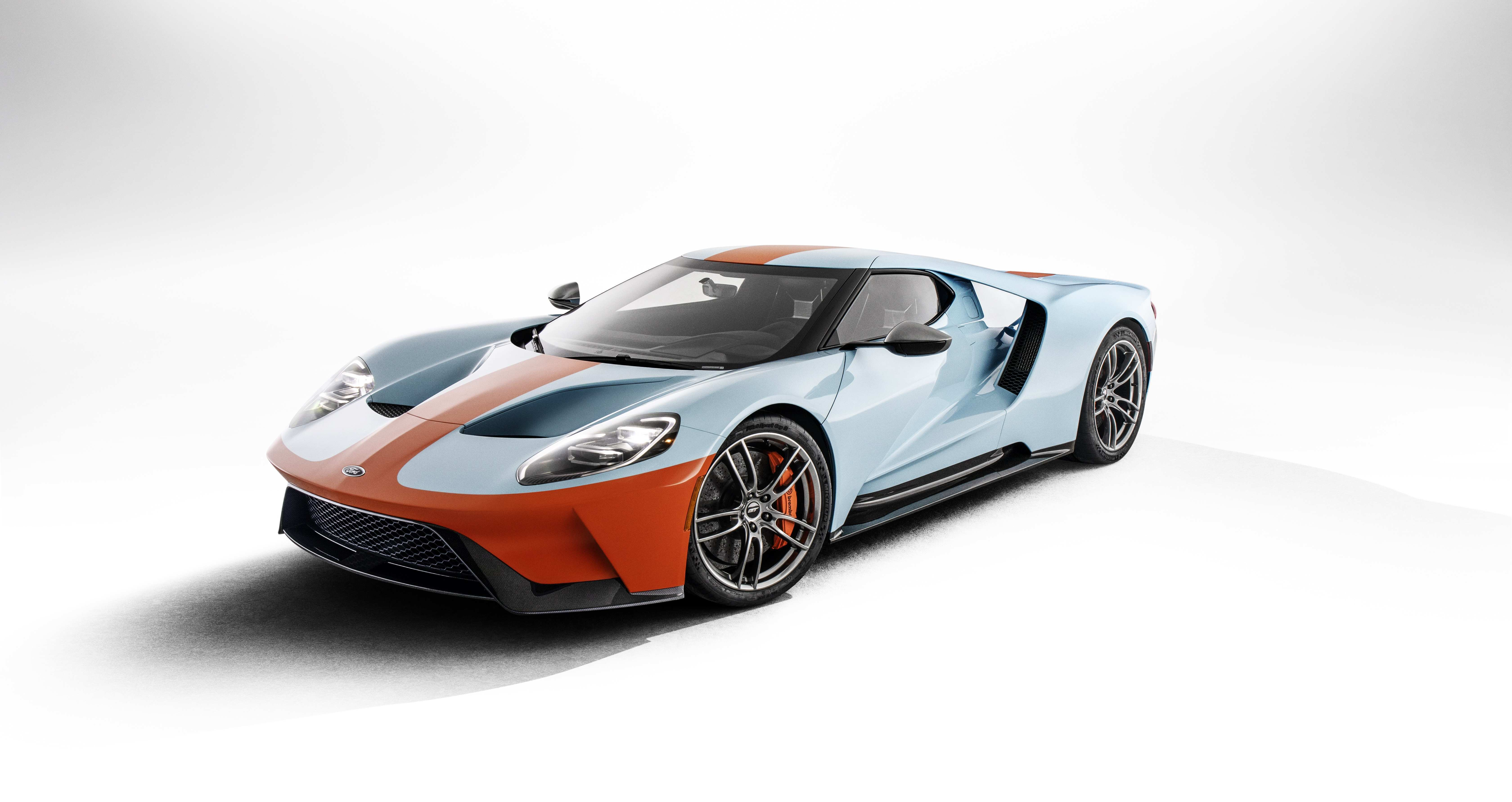 35 New 2019 Ford GT Exterior