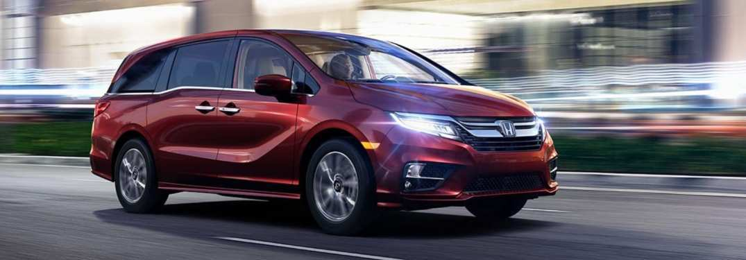 35 New 2019 Honda Odyssey Images