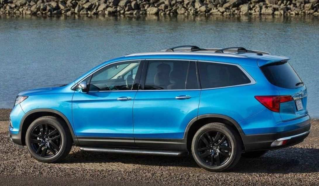 35 New 2019 Honda Pilot Spy Overview