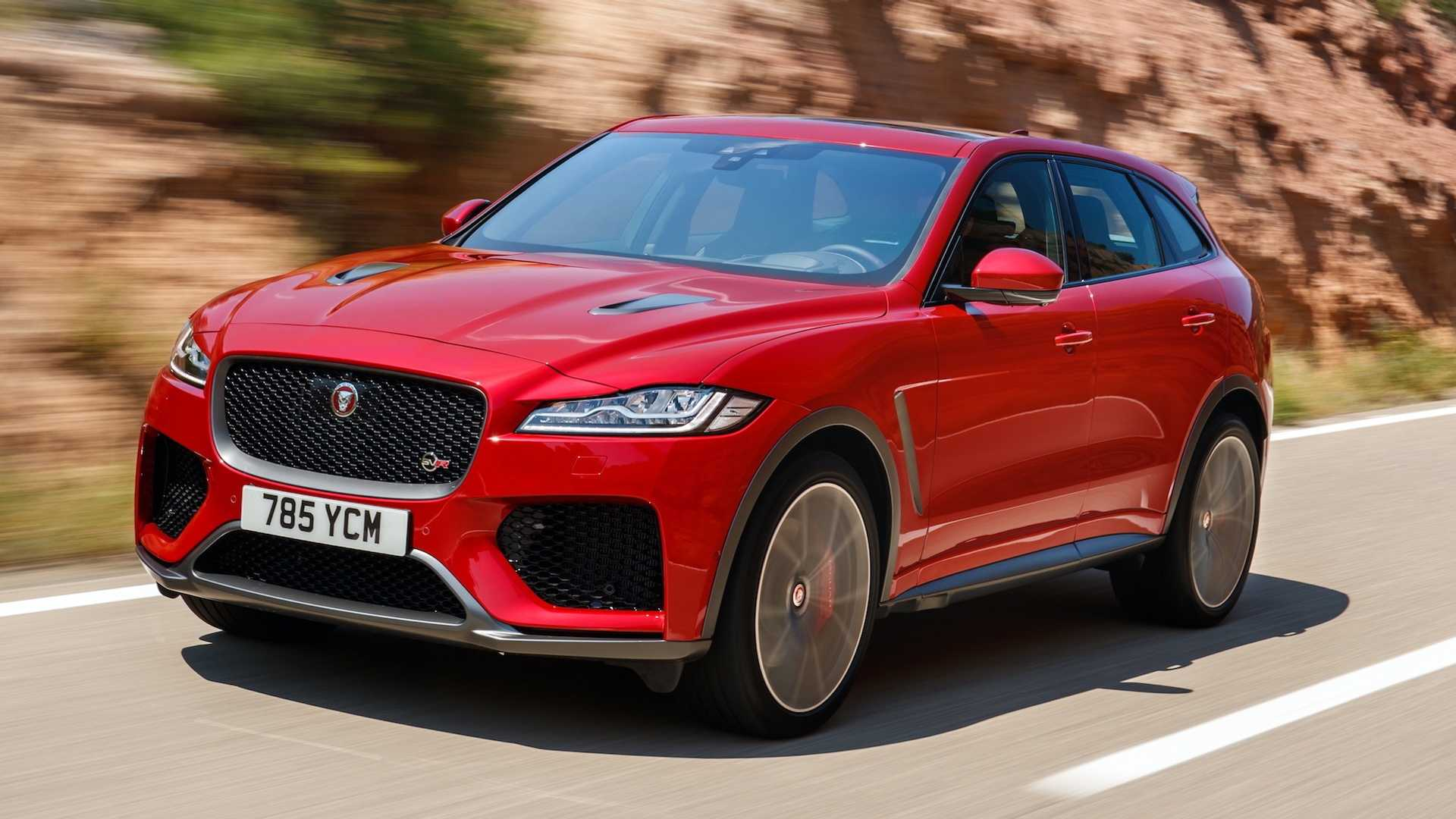 35 New 2019 Jaguar Suv Redesign And Review