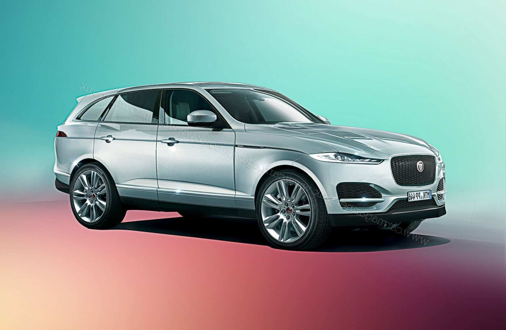 35 New 2019 Jaguar Xq Crossover Redesign